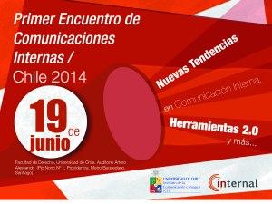 Encuentro Comunicación Interna Chile 2014